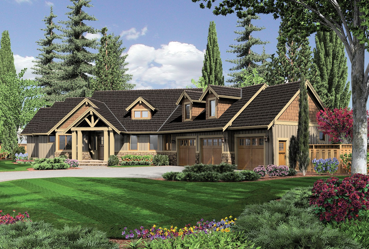Mascord Plan 22156 - The Halstad