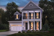 Front Rendering of Mascord House Plan 22189 - The Madewood