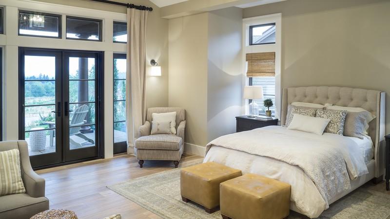 nice chatham house plans #4: Chatham Custom Home Plan 2472 Master Bedroom