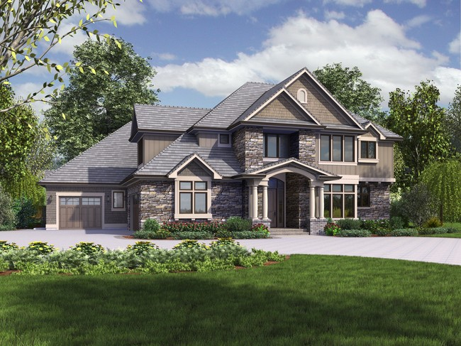 The 2014 nw natural street of dreams for Front street home designs