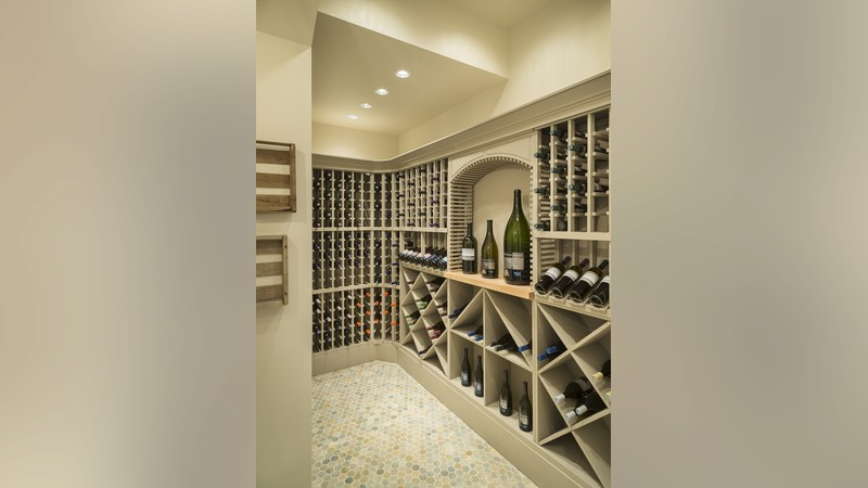 7 House Plans with Stunning Wine Cellars & Wet Bars