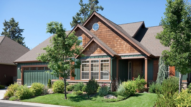 Craftsman Home Plan 1231 The Galen
