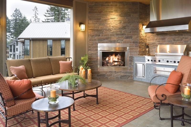 Home Plans   a Great Indoor Outdoor ConnectionCraftsman Home Plans   The Copper Falls