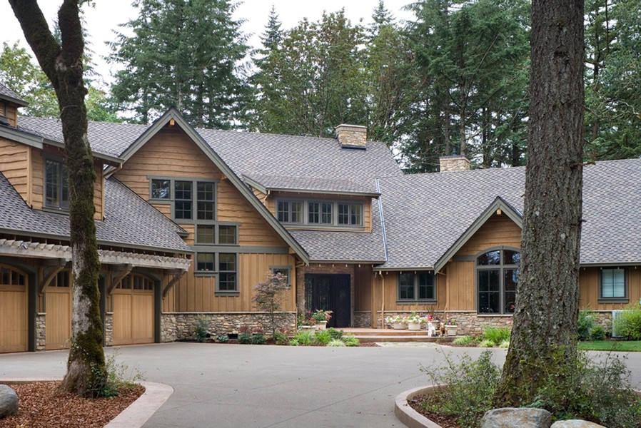 Gorgeous Craftsman Home Plan DesignsCraftsman Home Plam The Letterham