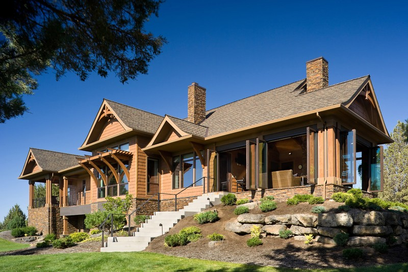 20 gorgeous craftsman home plan designs for Hendricks house