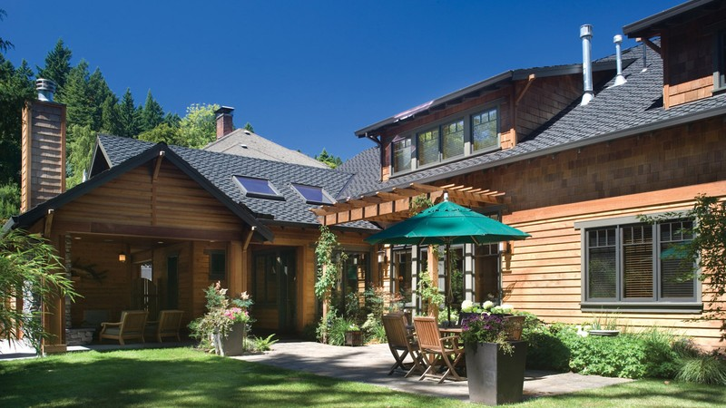 craftsman home plans 2447 the senath exterior