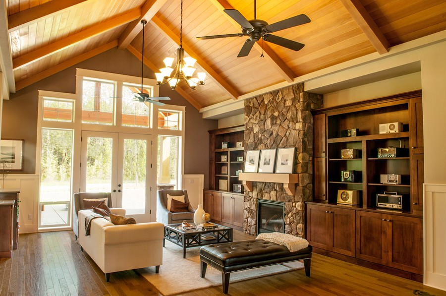 Style House Plans Interior 20 Gorgeous Craftsman Home Plan Designs