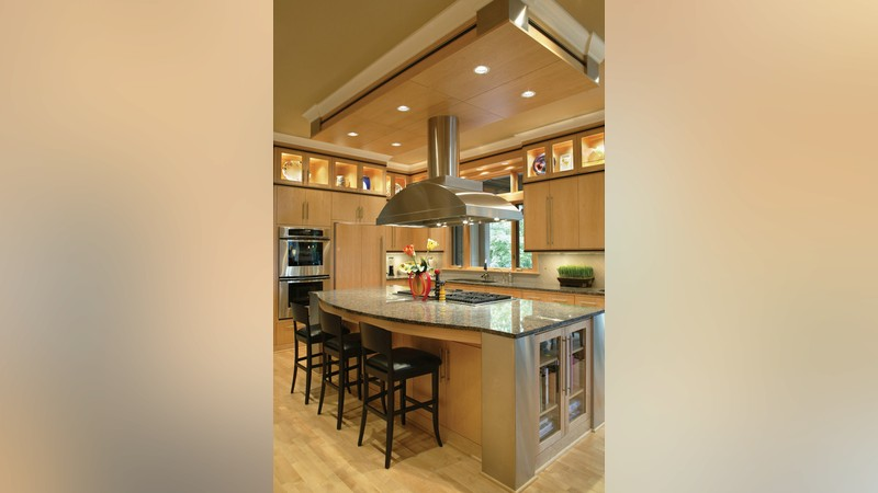 Custom Kitchen Design   Bynum