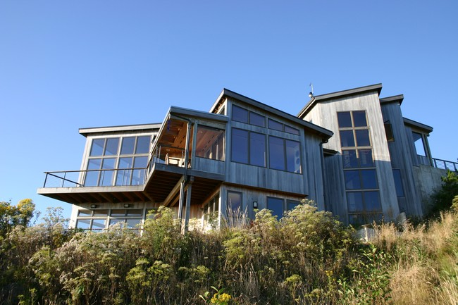 Neskowin Beach House Custom Home Designs