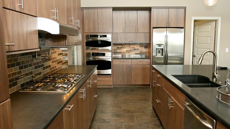 Modern House Plan 1245 - The Riverside