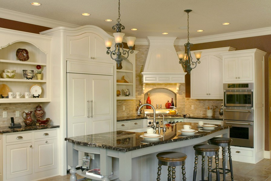 Dream Kitchen House Plans