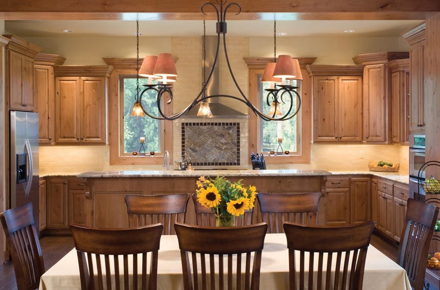 Lodge-style House Plan 22156 - The Halstad