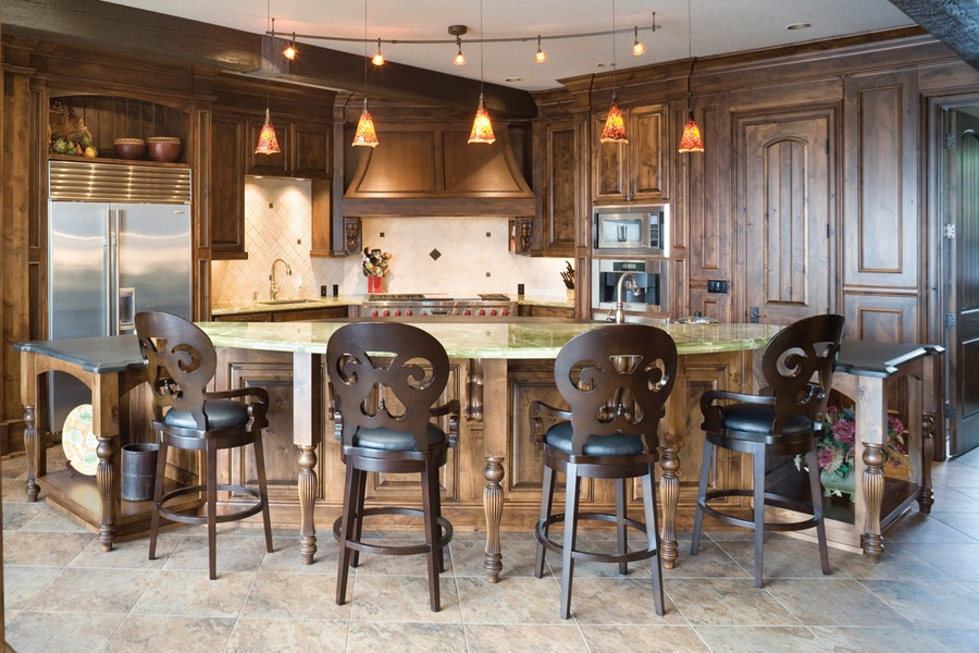 European-style House Plan 2455 - The Lacombe