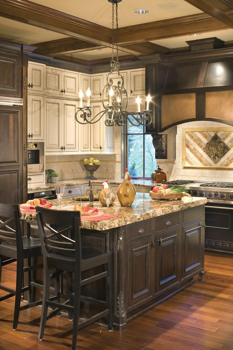 Building Your Dream Kitchen: 25 Home Plans With Dream Kitchen Designs