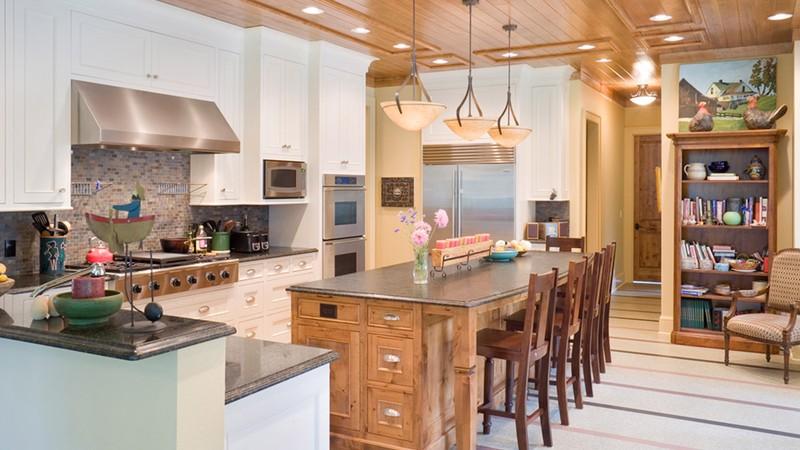 Craftsman Home Plan 2465 - The Letterham