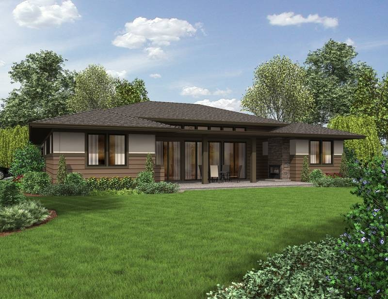 Incredible 10 Ranch House Plans With A Modern Feel Largest Home Design Picture Inspirations Pitcheantrous