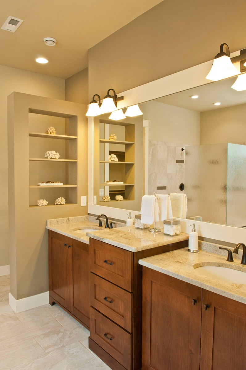 15 house plans with luxe bathroom designs for Ashby house plan