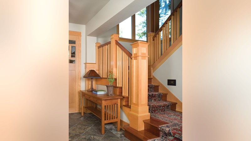 10 Home Plans With Sensational Staircases