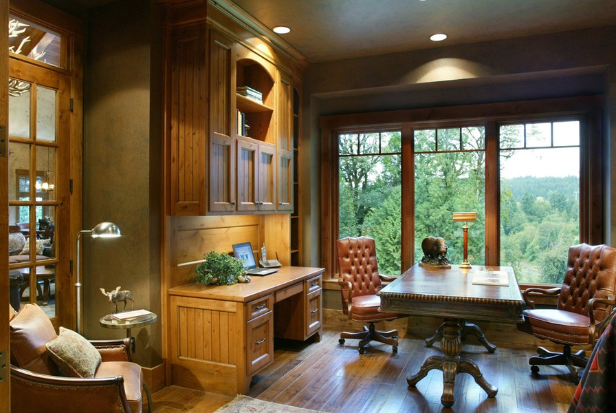 Craftsman home interiors pictures