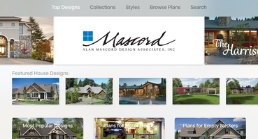 | Mascord House Plans on Apple TV