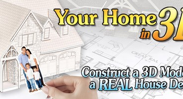 Your Home in 3D  | Now You Really Can Build Your Dream Home Today!