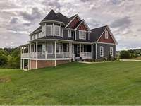 Johnson residence, constructed in a gorgeous part ofVirginia