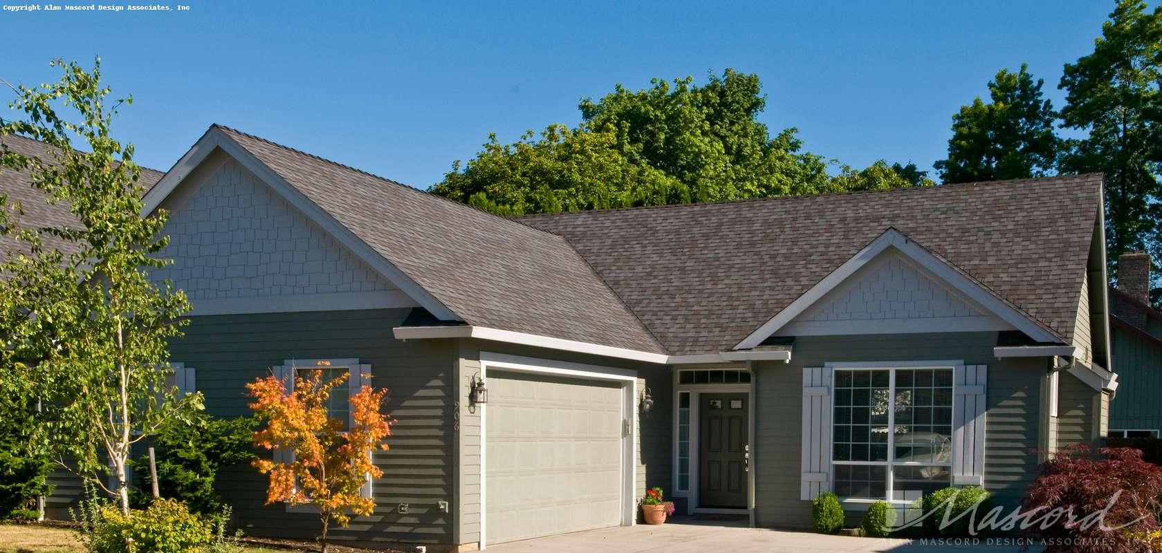 Mascord House Plan B1111AD: The Wyndley