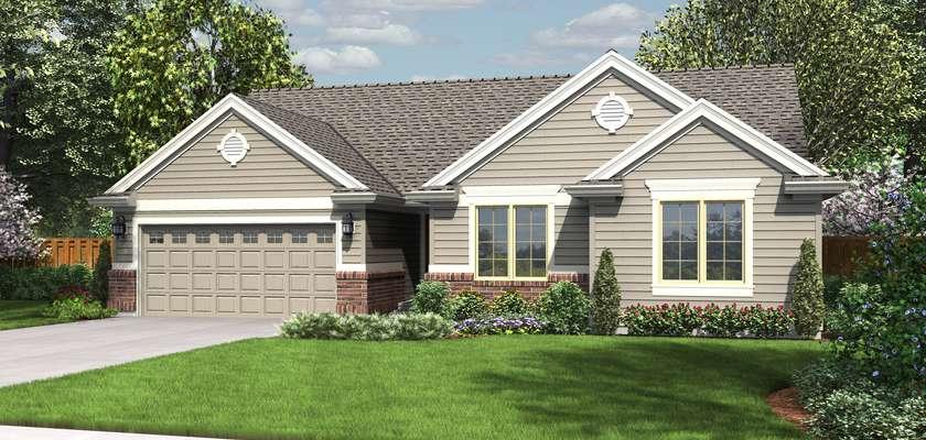 Mascord House Plan 1135: The Patmore