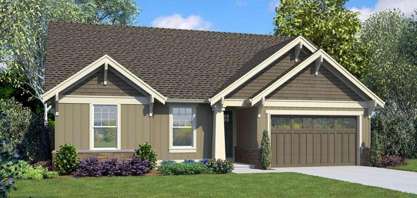 Mascord House Plan 1135F: The Johnston