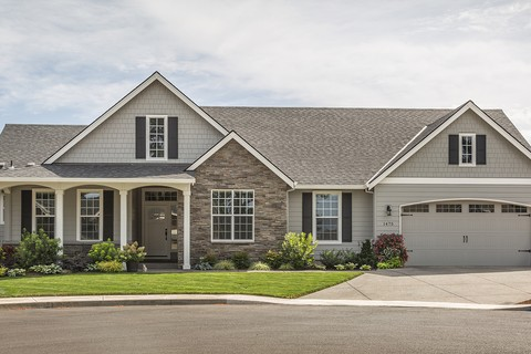Image for Riverton-Vaulted Ceiling and Extra Garage Space-7672