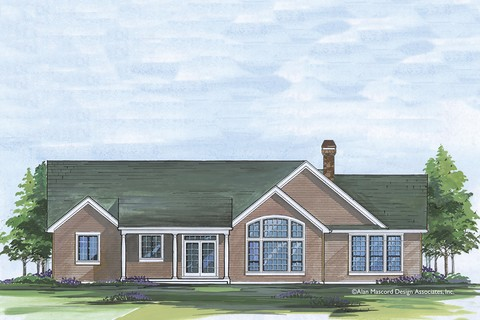 Image for Riverton-Vaulted Ceiling and Extra Garage Space-152