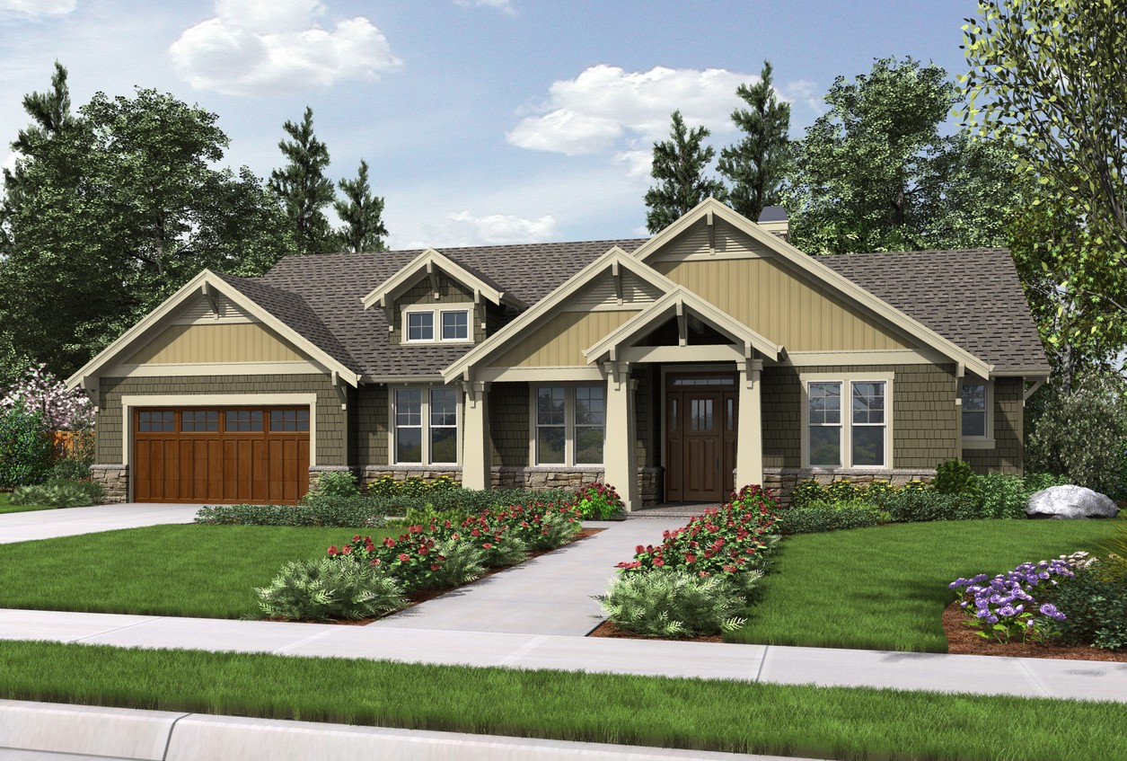 Floor Plan 3 Single Level Ranch 3 Bedrooms 2 Bath 3 Stall