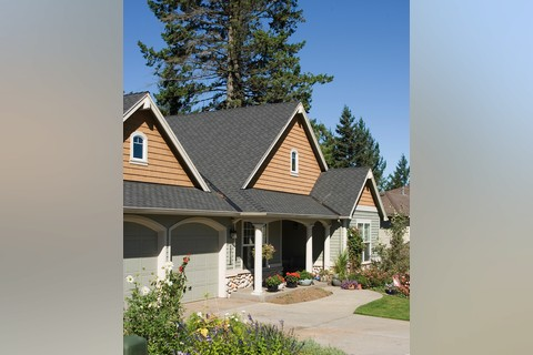 Image for Godfrey-Craftsman Plan with Porch-6576