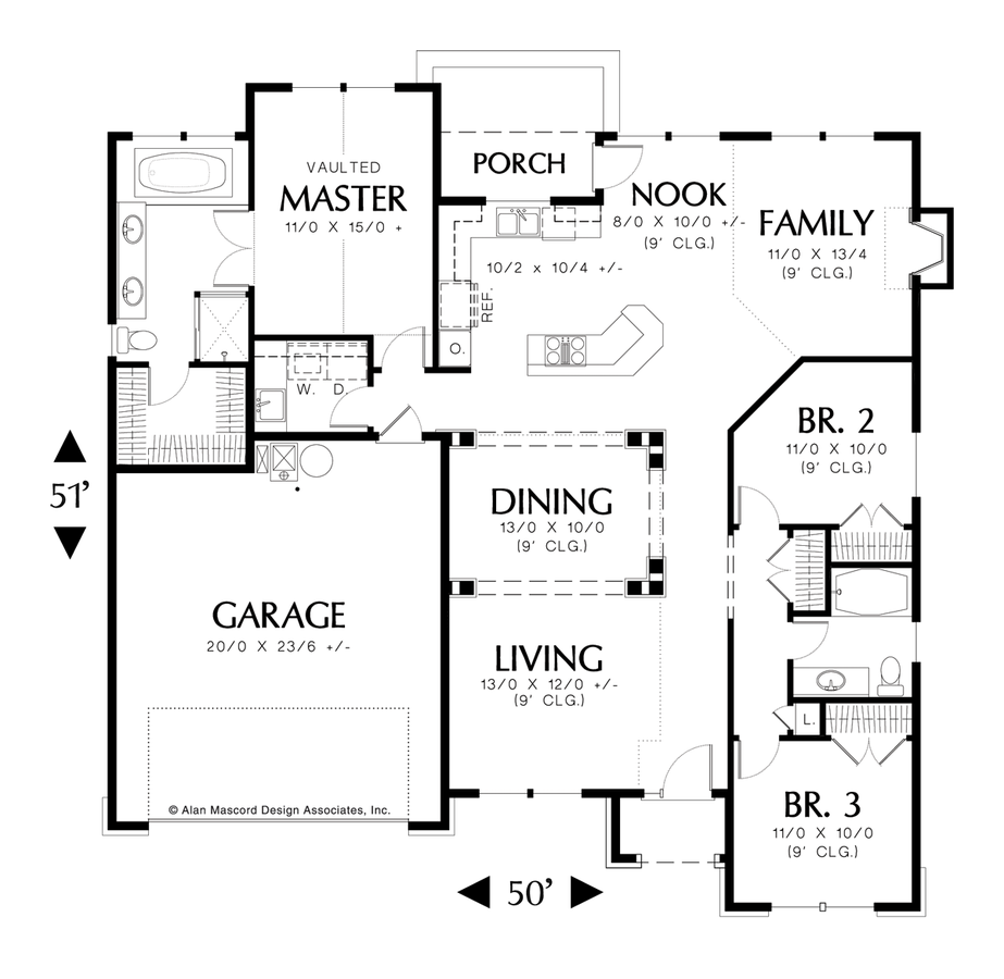 Functional family house plans house plans Functional house plans