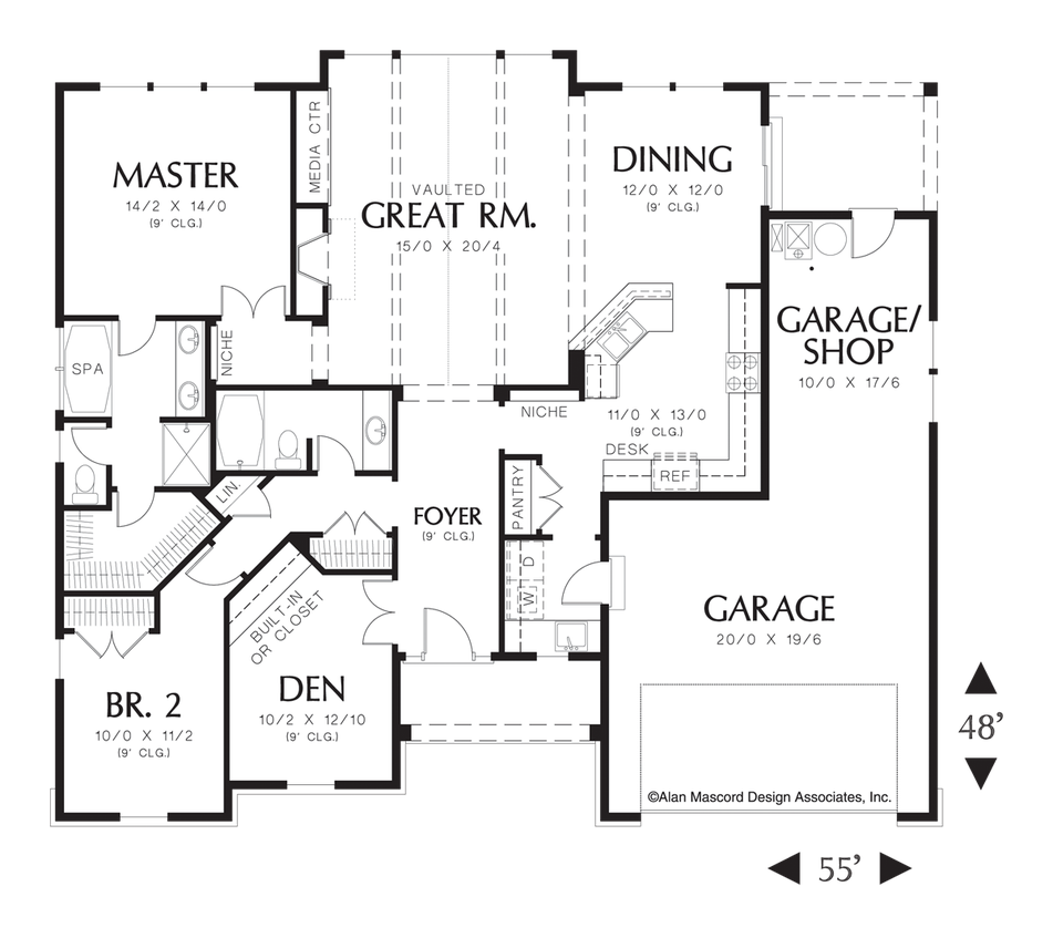 House plan 1149c the avondale Avondale house plan