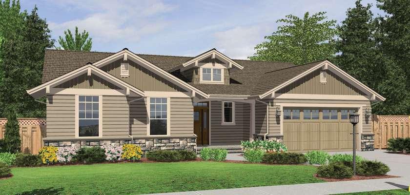 Mascord House Plan B1149C: The Avondale