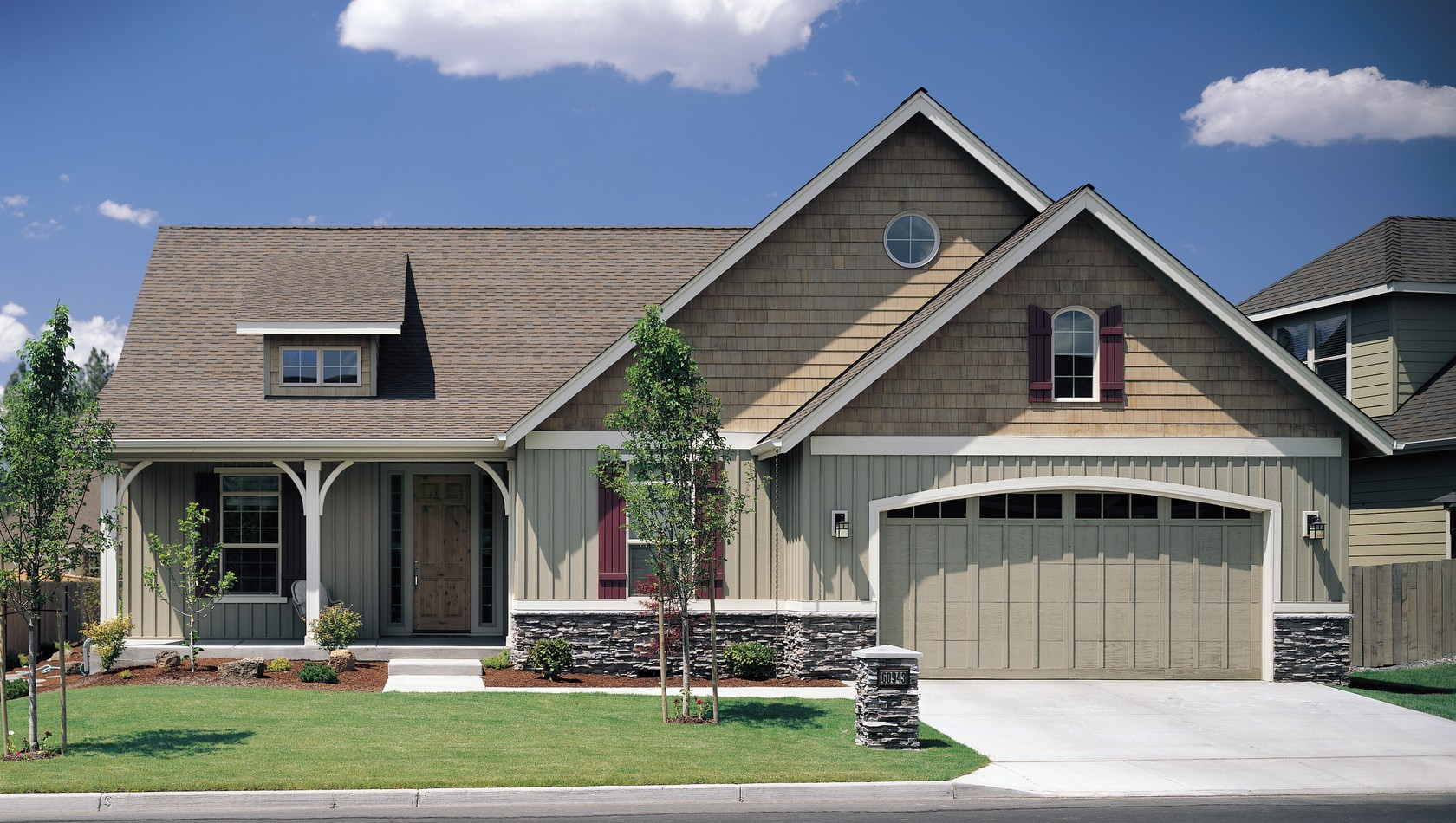 Main image for house plan B1150: The Lindley