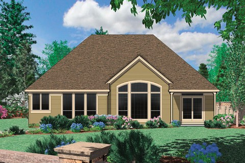 Image for Calloway-Cottage Style Home with Vaulted Great Room and Fireplace-211