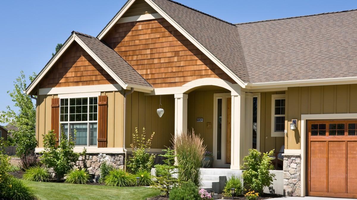 House Plan A   The MortonThe Morton