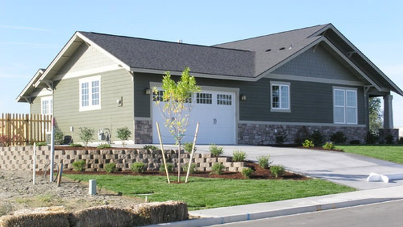 Image for Ellington-3 Bedroom Craftsman Plan with Spacious Feel-Front Exterior