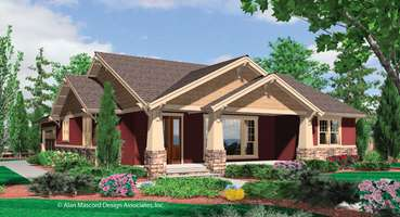 House Plan 1154: The Ellington  | Small House Plans Deliver Big Value in 2013