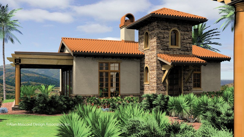 Summer is Here! Check out These Four Vacation Home Plans!