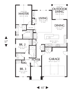 Image for Espresso-The Finest Amenities In An Efficient Layout-Main Floor Plan
