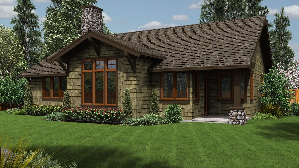 Pasadena house plans house plans for Pasadena craftsman homes