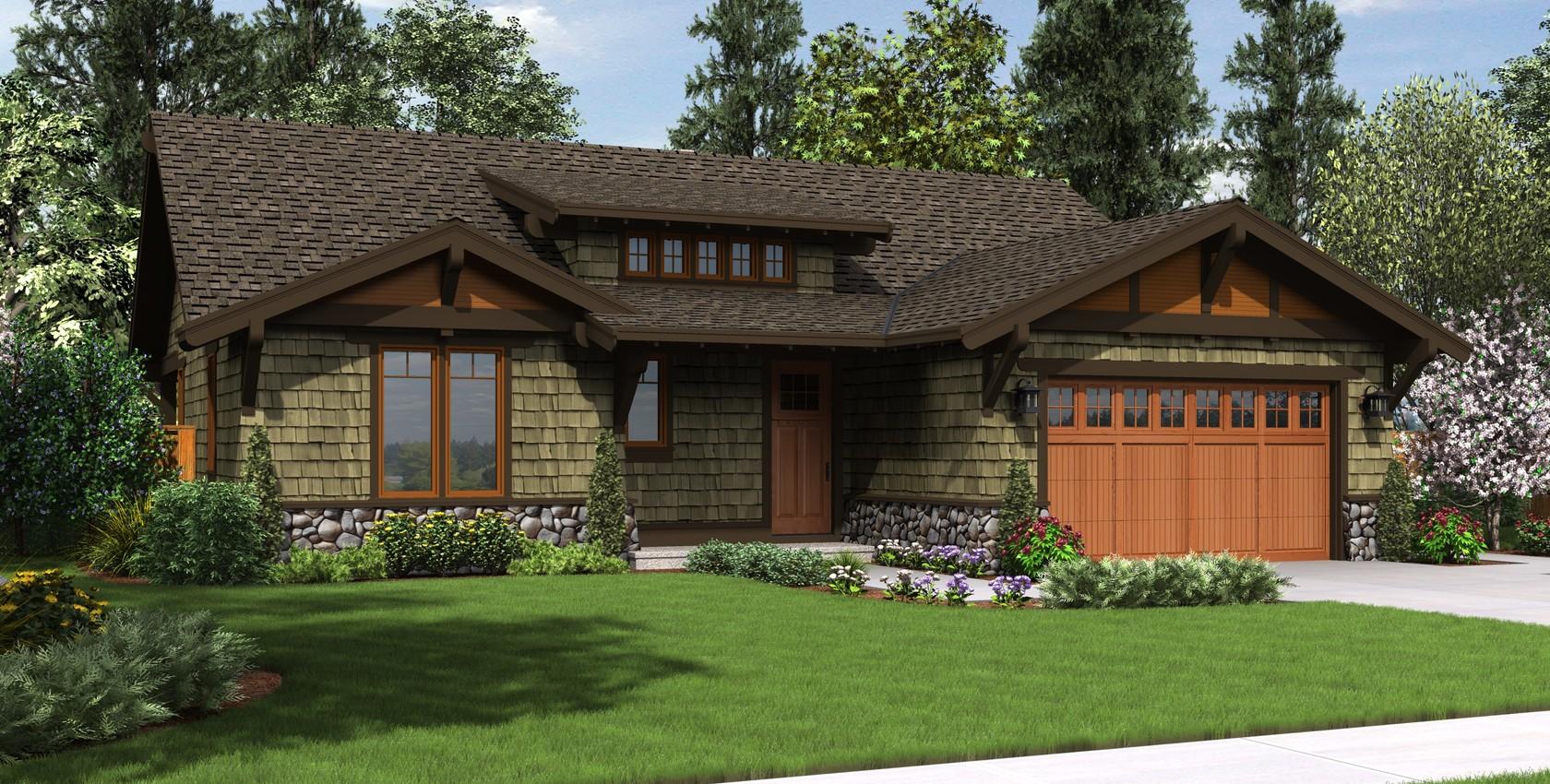 Image for Pasadena-Wonderful compact Craftsman Ranch-4130