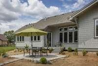 House Plan 1170-The Meriwether-Rear Exterior
