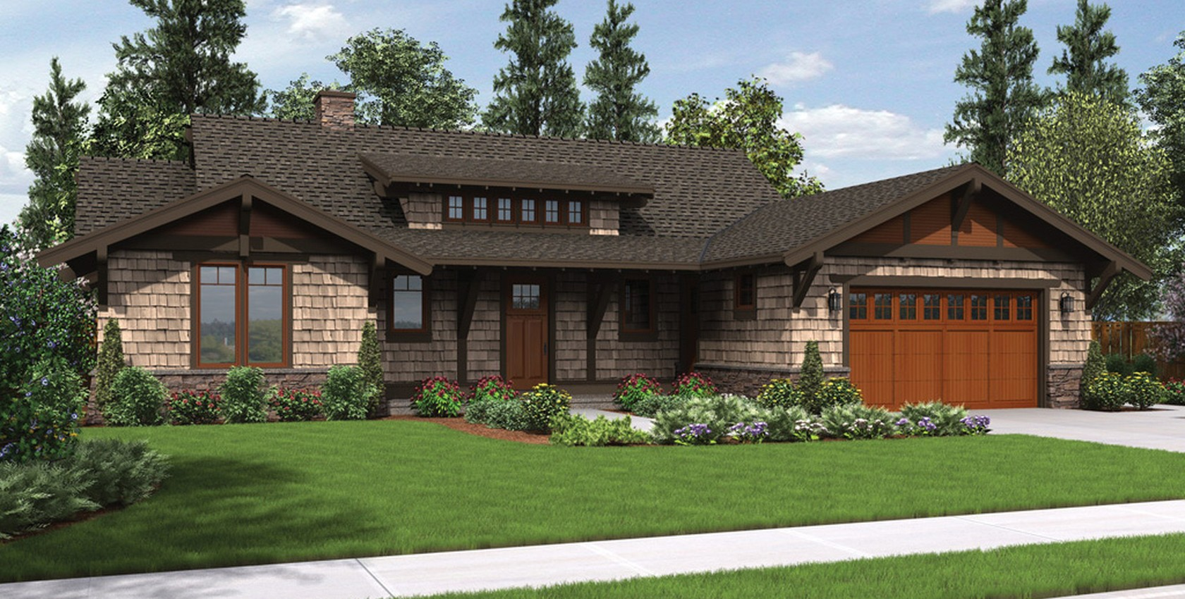 Image for Meriwether-Traditional Craftsman Ranch with Oodles of Curb Appeal - and Amenities to Match!-4305