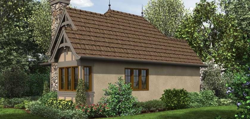 Mascord House Plan 1173: The Mirkwood