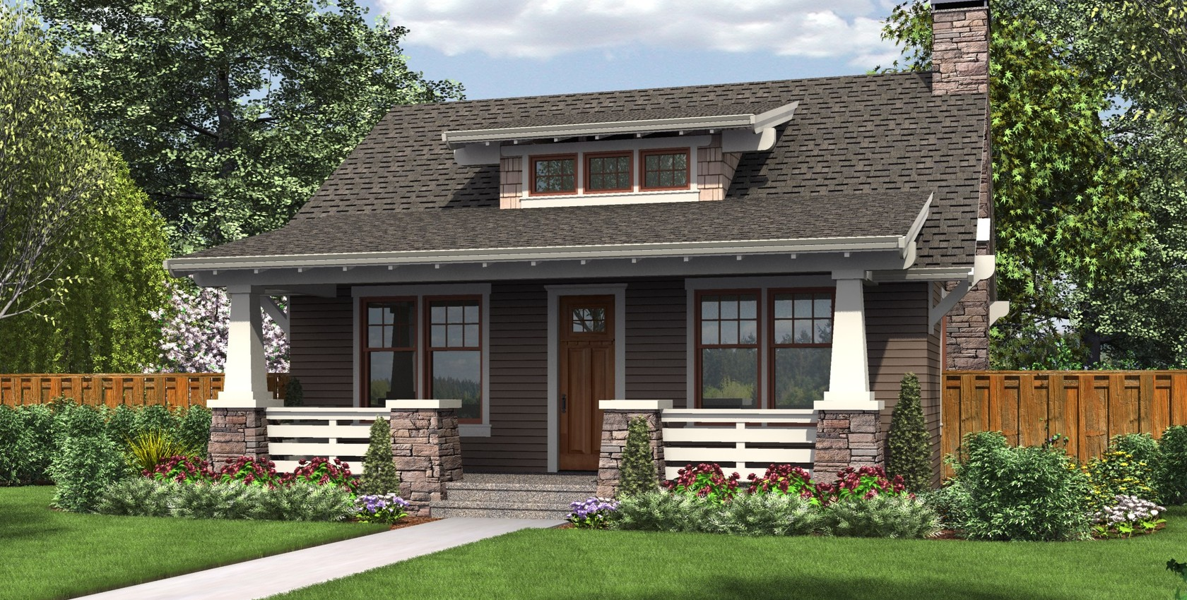 Image for Aumsville-A Beautifully Detailed Craftsman Getaway-7748