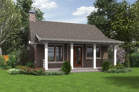 Image for Aumsville-A Beautifully Detailed Craftsman Getaway-7749